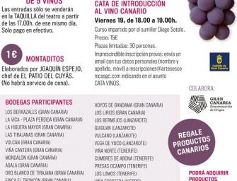 V Desgustación de Vinos Canarios