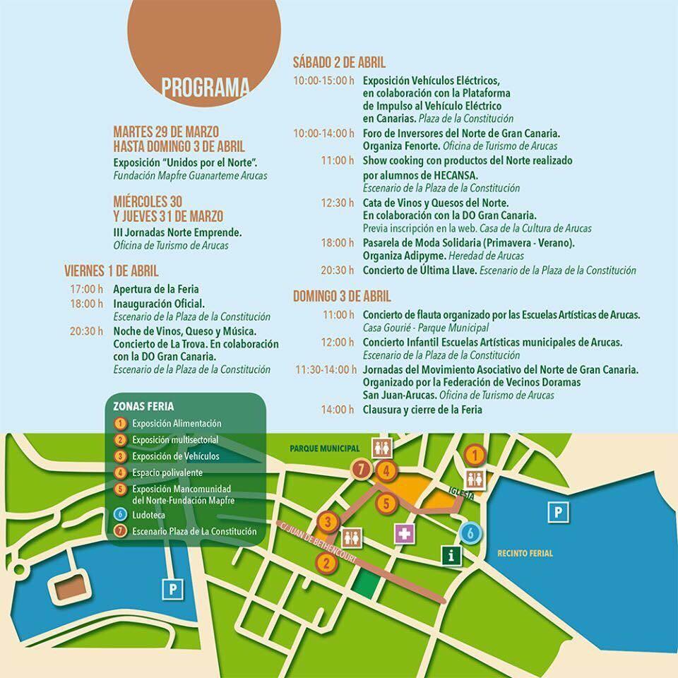 XV Feria del Norte 2