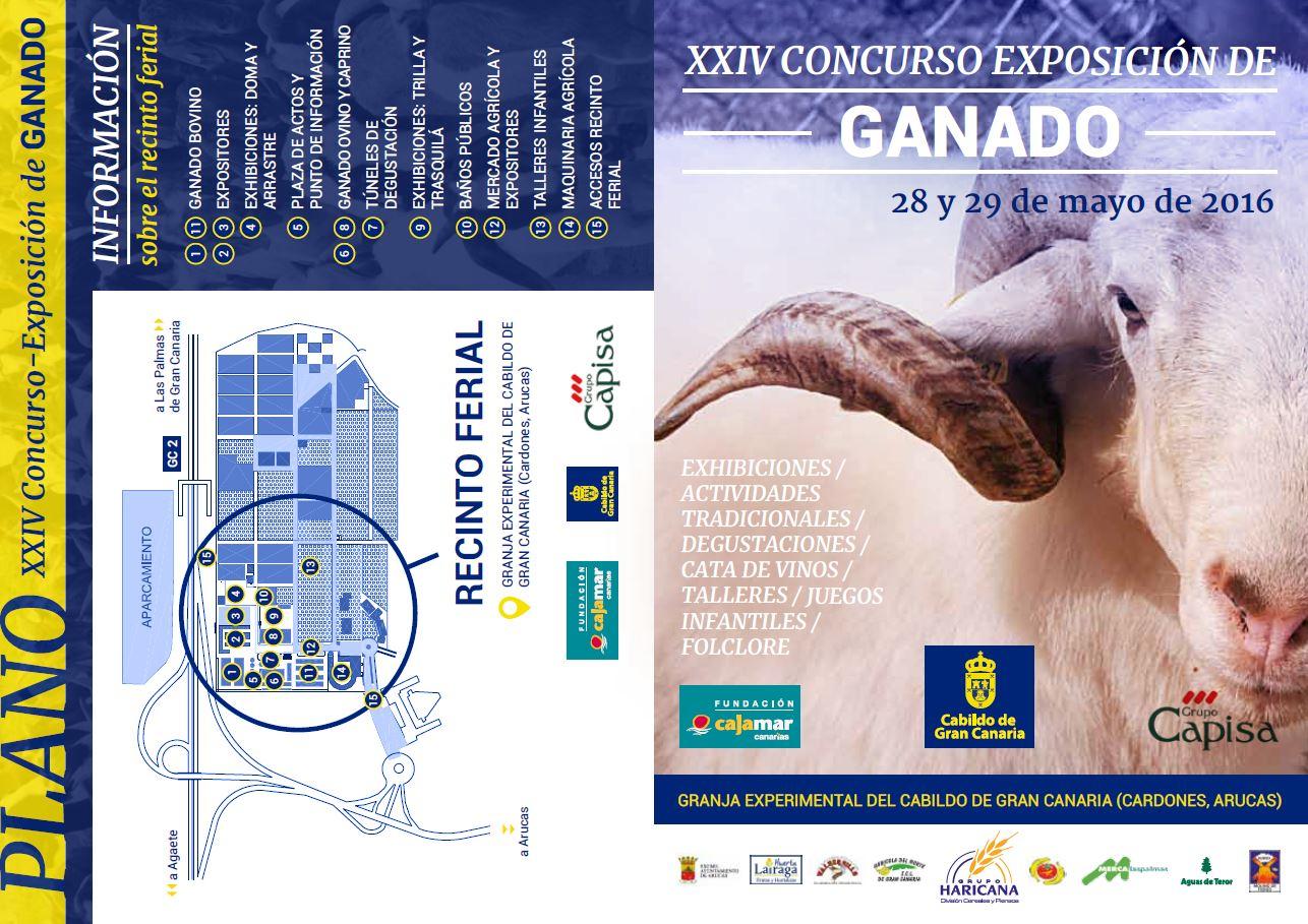XXIV Concurso Exposicion de Ganado-plano