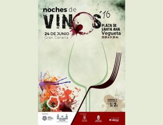 Noche de Vinos de la D.O. Gran Canaria en Vegueta
