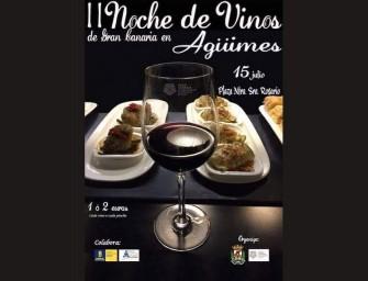 II Noche de Vinos de Gran Canaria en Agüimes