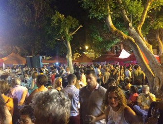 Noche de los Vinos de Gran Canaria-Agüimes, en imágenes