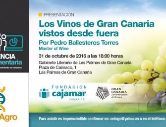 Los Vinos de Gran Canaria vistos desde fuera