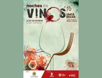 Noche de Vinos de Gran Canaria en Santa Brigida 2016