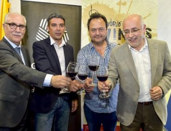 El descorche de Vinos de Gran Canaria 2016, un éxito con precedente.