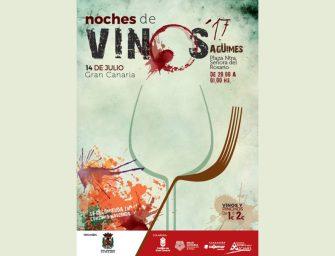 Noche de Vinos de Gran Canaria en Agüimes 2017