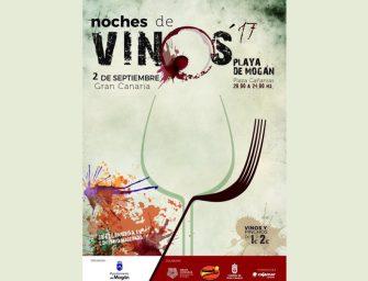 Noche de Vinos de Gran Canaria en Mogán 2017