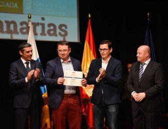 Los premios AgroCanarias 2017 destacan el vino de la D.O. Gran Canaria