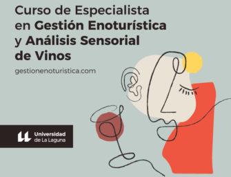 Curso de Especialista en Gestión Enoturística y Análisis Sensorial de Vinos de la Universidad de La Laguna