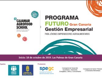 Inscríbete al programa Futuro Gran Canaria