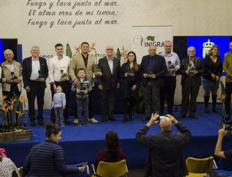 El Patio del Cabildo acoge la entrega de premios de la XXIV Cata Insular de Vinos de Gran Canaria
