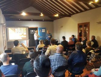 Los agentes implicados en la Ruta del Vino de Gran Canaria se reúnen para sentar las bases del producto turístico