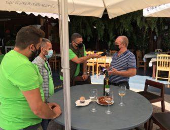 La Feria de Turismo Activo de Valsequillo se acerca al mundo vitivinícola