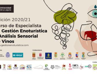 Presentación del Curso de Especialista en Análisis Sensorial de Vinos de la Universidad de La Laguna que se impartirá en Gran Canaria