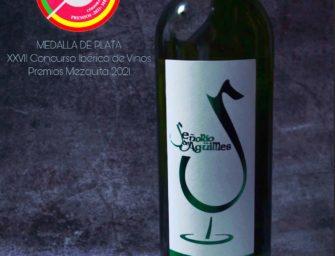 El vino Señorío de Agüimes obtiene una medalla de plata en Concurso de Vinos Mezquita