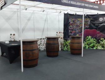 Los Vinos de Gran Canaria contarán con un stand propio en la Feria Gran Canaria Me Gusta