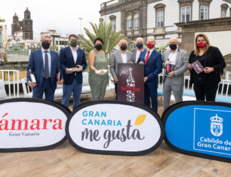 La Zona Comercial de Triana se embriaga de vinos de Gran Canaria