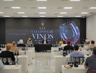 La XXV Cata Insular de Gran Canaria premia a los mejores vinos de la isla