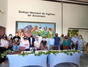 La Bodega Municipal de Agüimes celebra su 18º aniversario